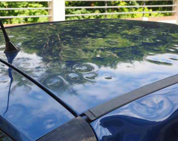 Fixing Hail Damage on a Car Yourself