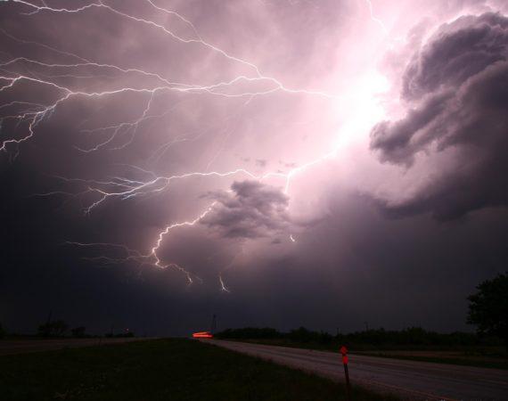 What Happens When Lightning Strikes