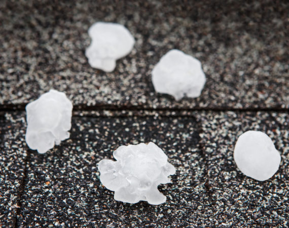 Identifying Hail Storm Damage to Your Roof