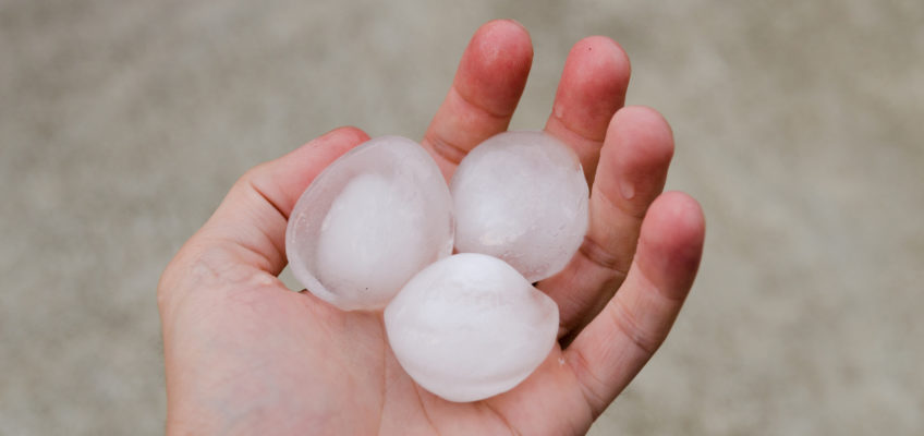 March 3, 2019 | Severe Hail Storm in Irwinville and Macon, Georgia