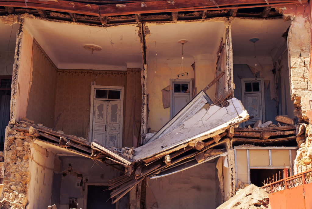 Engineering Specialists, Inc. offers forensic evaluations of earthquake related damage for complete extent of damage.