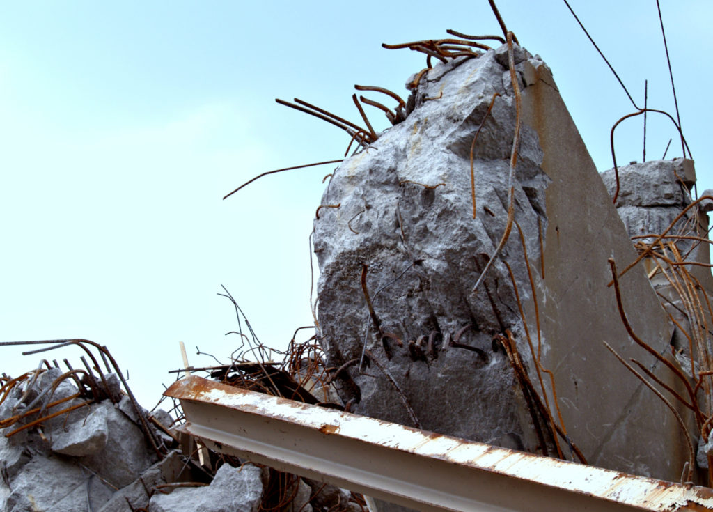 Engineering Specialists, Inc. offers forensic evaluations of structural damage for cause of failure.