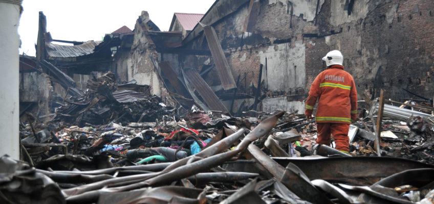 How Investigators Find the Origin of a Fire