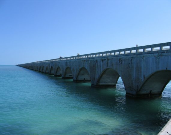 History of the Seven Mile Bridge