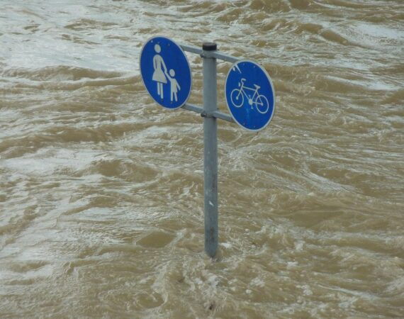 August 8th 2021 – Storm Flooding Downtown Omaha